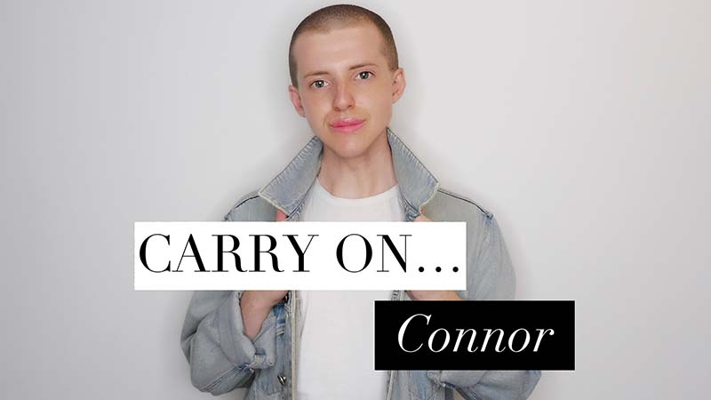 carry on connor